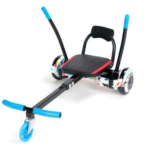 chaise pour assis 2016 nouveau produit hoverkart hoverboard assis chaise pour 2 roues smart lamborghini hoverboard