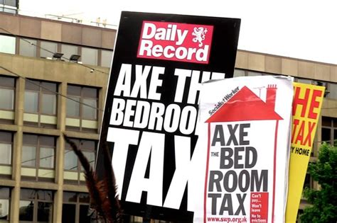Bedroom Tax Vote Snp by Snp Vow To Beat Hated Bedroom Tax As Charity Warn To