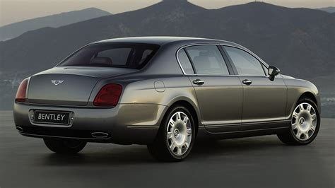 Bentley Continental Flying Spur (2005) Uk Wallpapers And