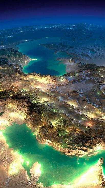 Space Wallpapers Pixel Google Earth Iraq Iphone