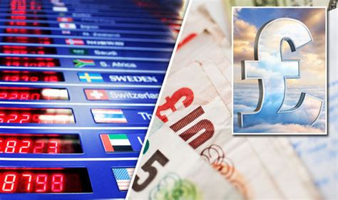 pound to exchange rate sterling climbs to this after experts said it would decline the
