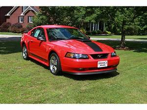 2003 Ford Mustang Mach 1 for sale in , | 1FAFP42R63F373141