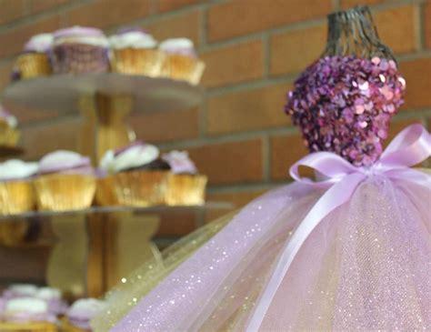 elegant lavender gold bridalwedding shower michelle