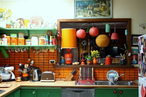 colorful kitchens ideas 57 bright and colorful kitchen design ideas digsdigs 2357