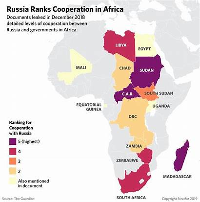 Africa Russia Influence Its Power Countries Plan
