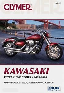 Kawasaki Vulcan 1600 Series Motorcycle  2003