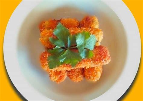 Dengan menambahkan kornet atau sayuran di dalamnya, nugget yang kamu buat tentu akan lebih lezat. Resep Nasi Goreng Pete Tidak Pedas with Chopper 😍, Sempurna   Kreasi Masakan