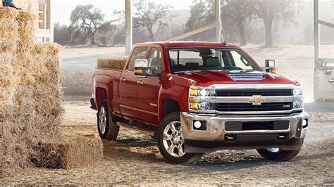 chevrolet silverado hd pricing specs features