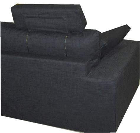 appui tete canapé appui tête en tissu home spirit par déstockage canapé