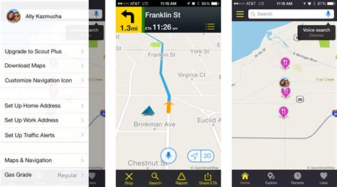 best navigation app for iphone best turn by turn navigation apps for iphone imore