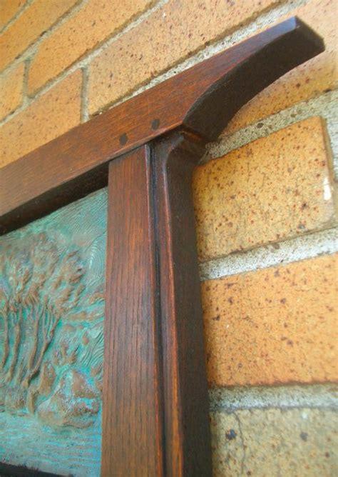 arts  crafts style pagoda frame sandzen tiles
