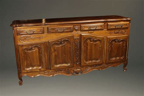 Style Sideboard by Louis Xv Style Sideboard Made In Walnut