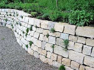 Natursteinmauern Im Garten : natursteinmauer jura mischungsverh ltnis zement ~ Markanthonyermac.com Haus und Dekorationen