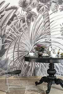 Papier Peint Ananbo : papier peint panoramique ananb tattoo pinterest tapeten muster stoff und flure ~ Melissatoandfro.com Idées de Décoration