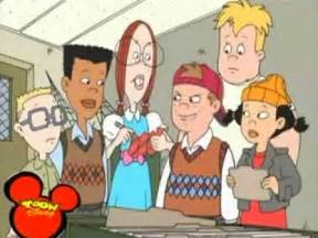 Old Nickelodeon Cartoon Shows