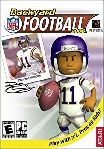 Backyard Football Pc by Backyard Football 2006 Pc