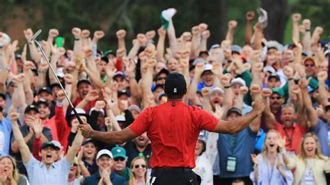 Tiger Woods winning the Masters will have a huge, positive ...