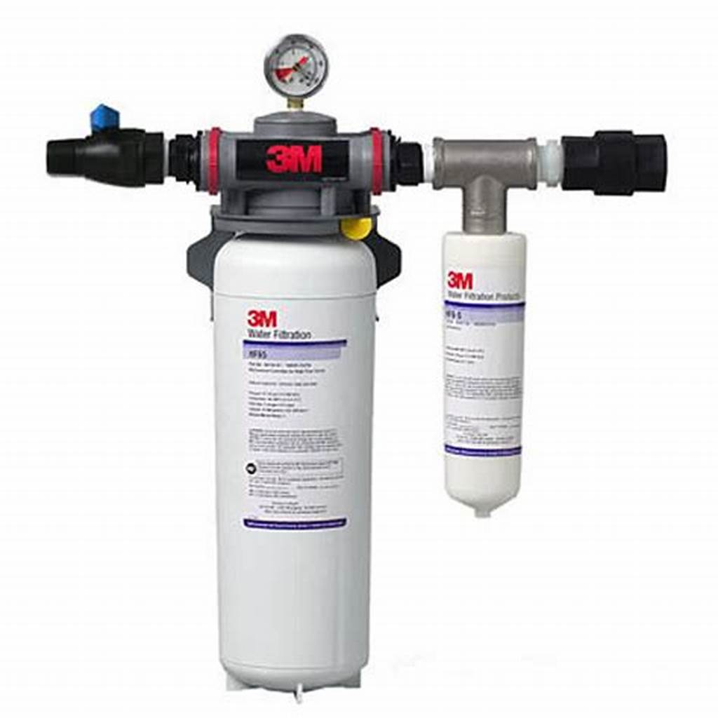 #3M #Cuno #Sf165 #Steamer #Water #Filtration #System