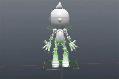 Robot Electric State Process Simple Using Posing