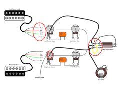 Seymour Duncan Esquire Wiring Diagram by Wiring Diagrams Seymour Duncan Seymour Duncan Bob S