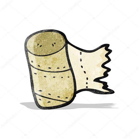 rouleau de papier toilette dessin anim 233 image vectorielle 59625505