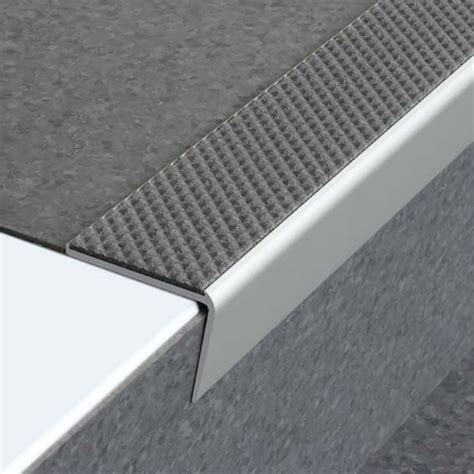 Rubber Stair Nosing For Tile by Stair Nosings Floorscapes