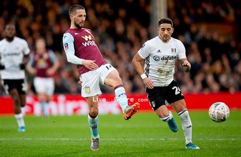 Aston Villa vs Fulham Preview and Prediction Live stream ...