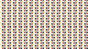 30+ Mickey Mouse Patterns, Photoshop Patterns | FreeCreatives