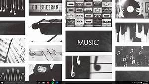 Tumblr Music Wallpaper (BLACK AND WHITE) by Coffee-Break ...