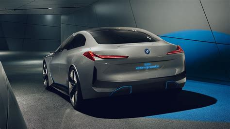 Bmw Confirms I Vision Dynamics Will Become 373-mile