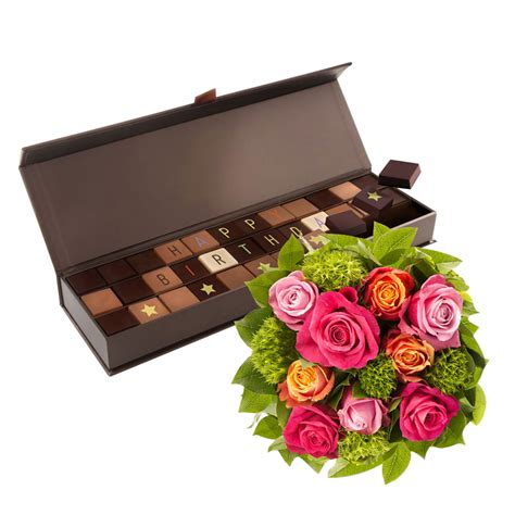 Happy Birthday Roses Images Chocol Happy Birthday Roses Bouquet Delivery In