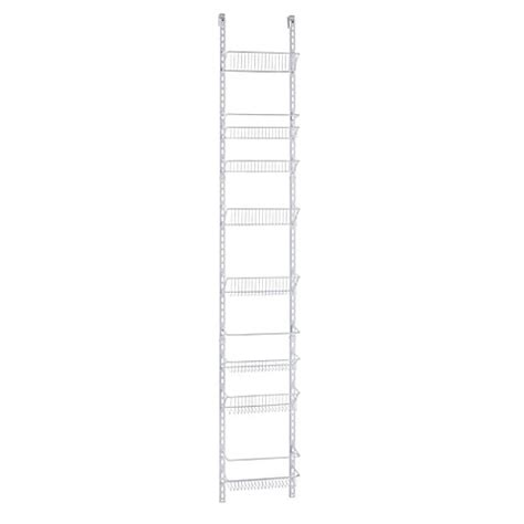 Closetmaid Parts List - closetmaid 174 adjustable 8 tier wall door 12 inch wide