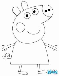 Peppa pig drawing templates peppa pig template kids for Peppa pig drawing templates