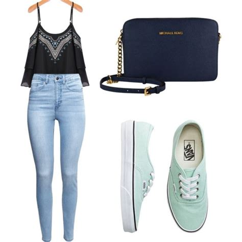 Best 25+ Jeans and vans ideas on Pinterest | Vans fashion Polyvore outfits casual and Polyvore ...