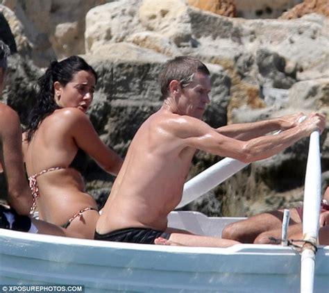 willem dafoe bikini willem dafoe joins giada colagrande on italian beach break