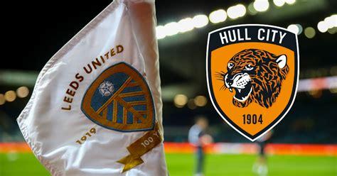 Leeds United vs Hull City LIVE - build-up and team news ...
