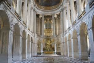 The Chapel at the Royal Palace of Versailles