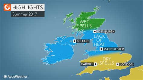 2017 uk summer forecast prolonged heat to once again
