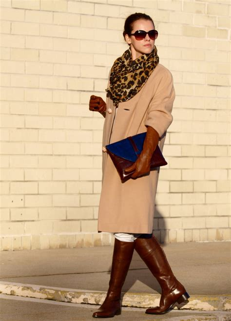 34 Ways to Wear a Classic Camel Coat This Fall 2018 | FashionTasty.com