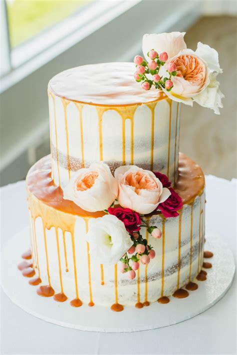 decadent drip wedding cakes   yall