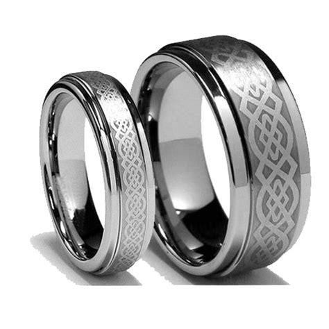 celtic knot titanium ring wedding ring weddingringmart s