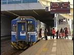 Jiji Line: By Train From Taichung to Checheng (Taiwan ...