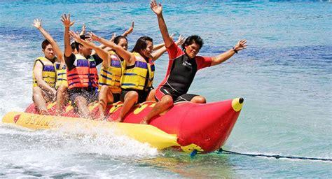 Banana Boat In Bali by Bali Banana Boat Bali Marine Water Sport Activities