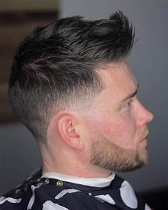 Faux Hawk hairstyle - Keep it even more exciting