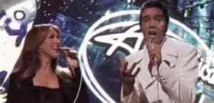 Re-Watch: Celine Dion And Elvis Duet On 'If I Can Dream ...