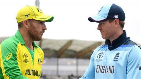 England v Australia: Eoin Morgan says 'huge' to have best ...
