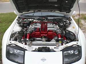 This Is A 1991 Nissan 300zx Twin Turbo With 800hp  Built By Z
