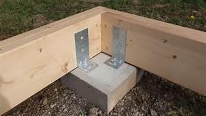 Dalle Pour Abri De Jardin : comment fixer un abris de jardin sur une dalle beton ~ Mglfilm.com Idées de Décoration