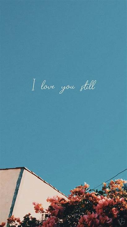 Aesthetic Wallpapers Iphone Quotes Lany Phone Backgrounds