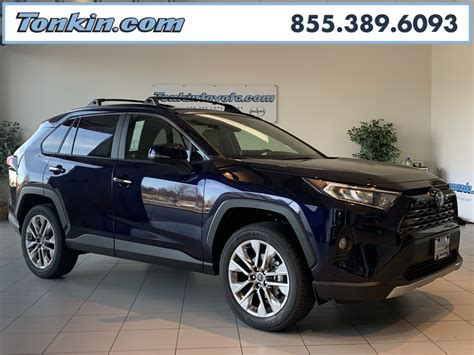 2019 Toyota Rav4 Limited by New 2019 Toyota Rav4 Limited 4d Sport Utility In Portland